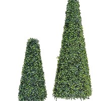 Plants Artificial Plants Buxus Piramid  Verdemax